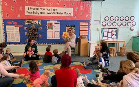 Heritage Christian Preschool | Patriot Storytime | Free event